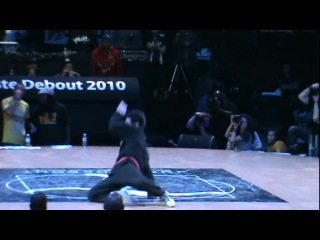 Performance of Skorpion @ Juste Debout 2010 ::vkontakte/bestdancevideo::